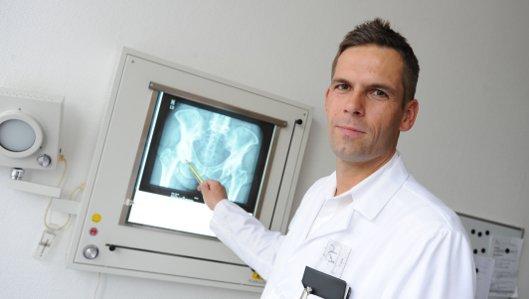 AOK vergibt Topnote für Endoprothetikzentrum im Klinikum Vest