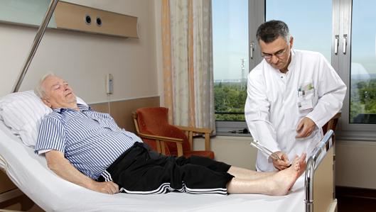 Neues Zertifikat für die Behandlung bei Nebendiagnose Diabetes